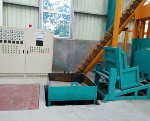tempering heat treatment plant for high chrome mill balls