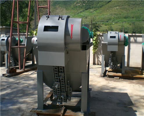 automatic balls charging machine for ball mill