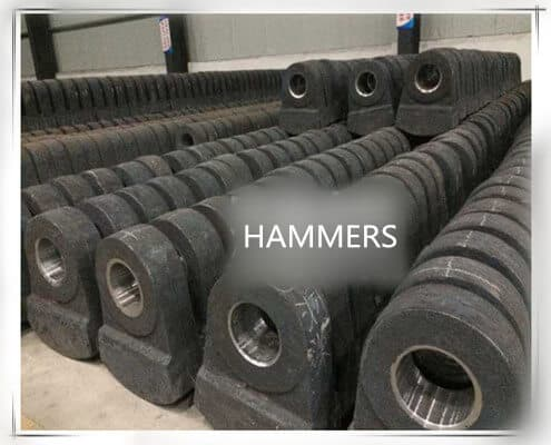 hammers for mining