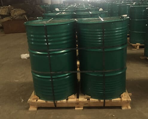 iron drum for balls packing