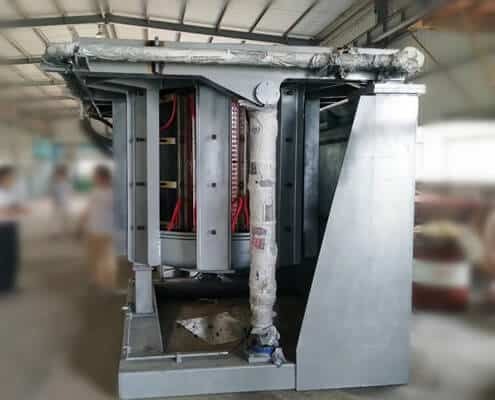 induction furnace for melting furnace