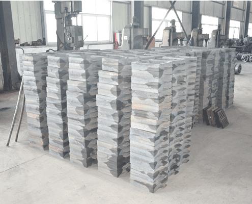 sand box cast iron die