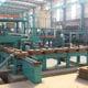 casting grinding media ball casting line