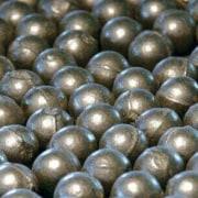 high chrome steel balls producing
