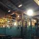 gas type heat treatment plant