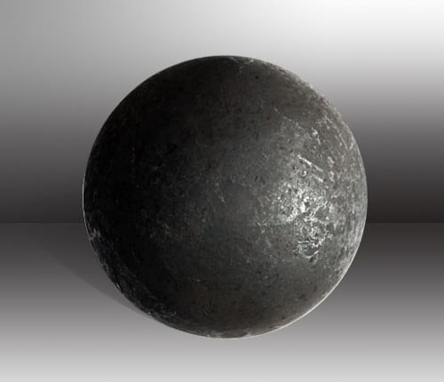 austenitic base high chrome cast iron grinding balls