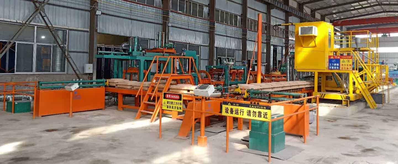 casting grinding balls manufacturing line